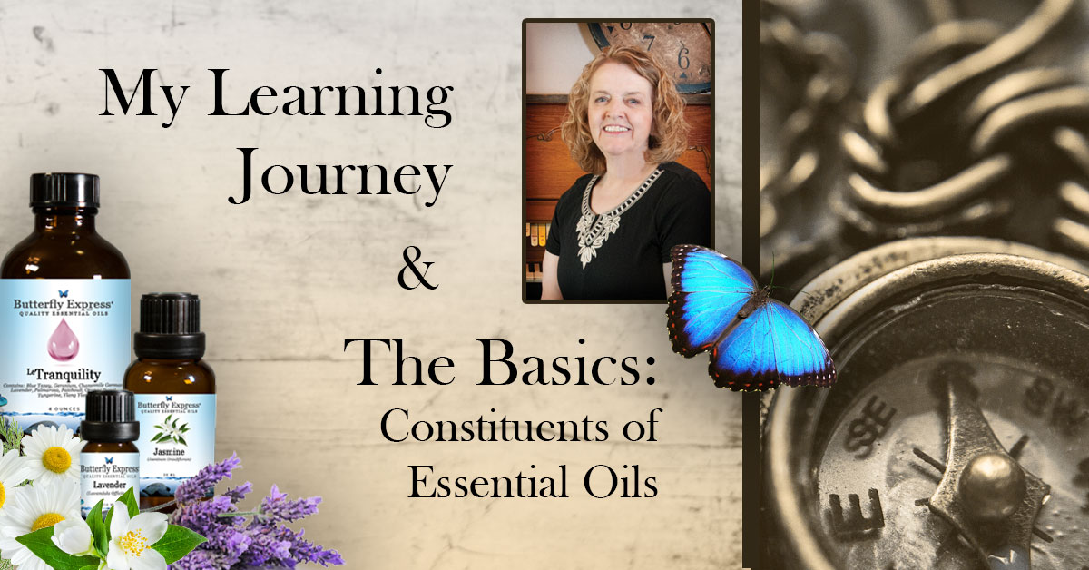 Getting to Know Essential Oil Constituents LaRee Westover