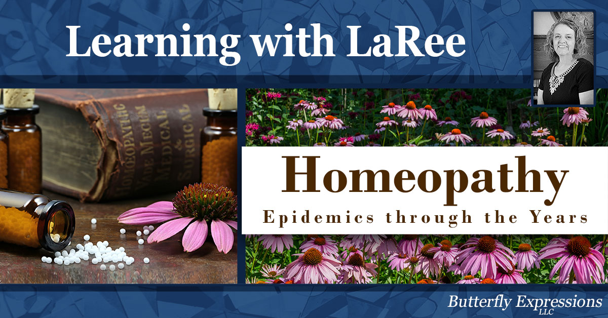 Homeopathy - Statistics in Epidemics Through the Years -